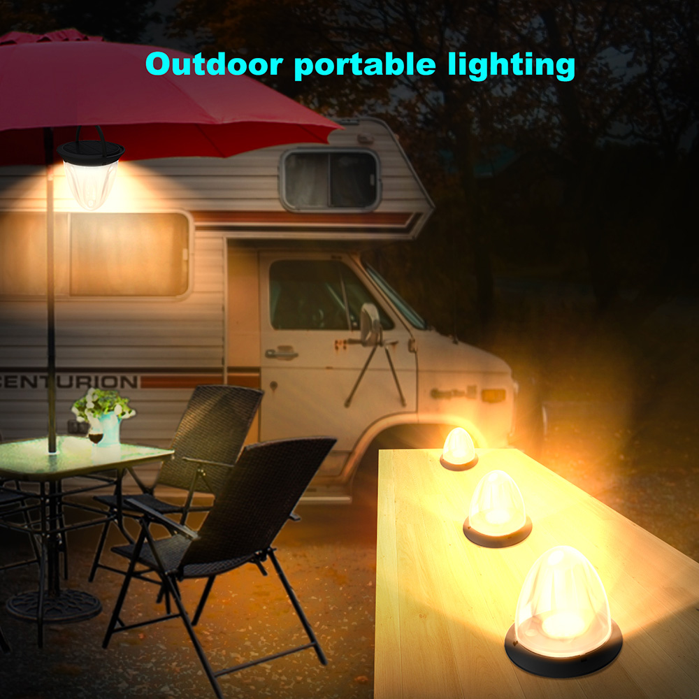 lampes solaires portables
