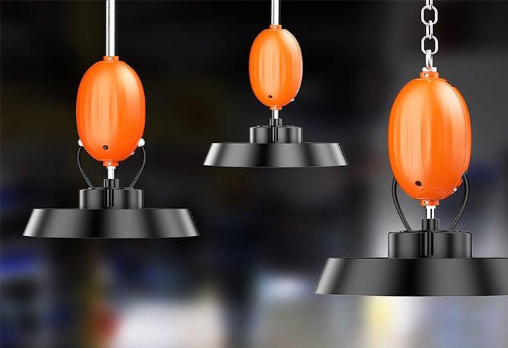 Emergency Backup Drivers for LED High Bay Lighting