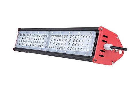 éclairage d'allée industrielle 100w