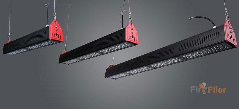 Modul LED-Hallenbeleuchtung