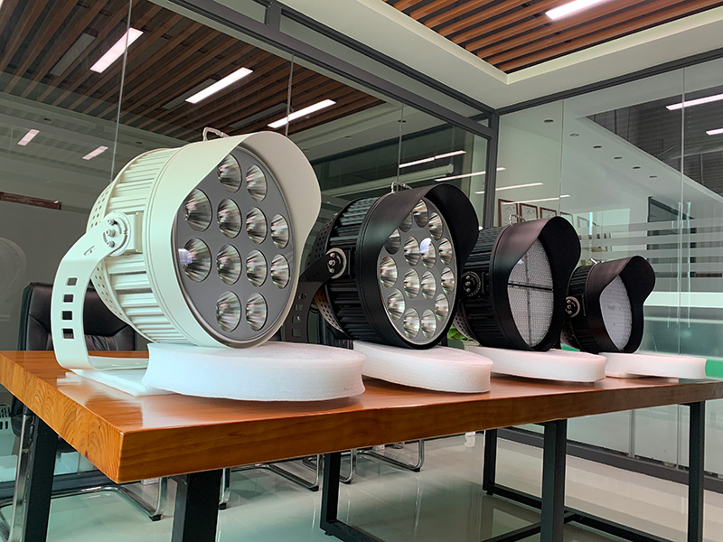 Série d'éclairage de sport à LED
